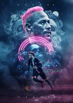 Football Design, Football Art, World Football, Cristiano Ronaldo And Messi, Neymar Psg, Lionel Messi Wallpapers, Cristiano Ronaldo Wallpapers, Paris Saint Germain Fc, Neymar Football