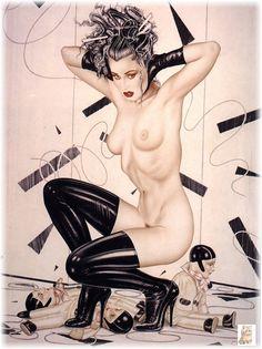 Eros Art — Olivia de Berardinis