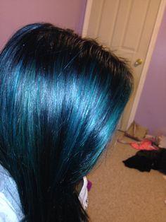 Manic Panic Hair Color Turquoise