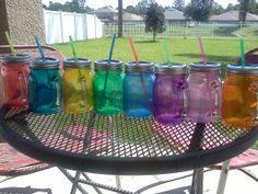 16 oz  Mason Jar Sippy Tumbler with Handle - CHOOSE YOUR COLOR -  Bachelorette Party - Baby Showers - Weddings Welcome