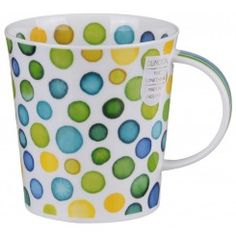 Tropical Burst Lomond shape Mug