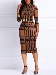 Latest African Fashion Dresses, African Print Fashion, Africa Fashion, Ankara Fashion, Classy Dress, Classy Outfits, African Dress, Nice Dresses, Prom Dresses
