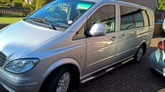 MERCEDES VITO 111 CDI LONG - AUTOMATIC 2148cc - 8 SEATS - METALIC SILVER on Gumtree. MERCEDES VITO 111 CDI LONG 2148cc AUTOMATIC DIESEL ONE OWNER, FIRST REGISTERED 15 OCTOBER 200