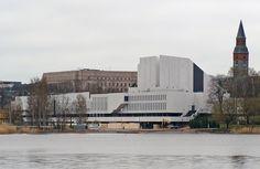 Alvar Aalto - Finlandia Hall