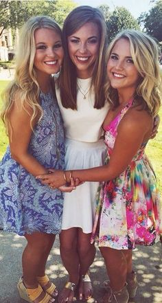 the girl in the middle's hair will be mine