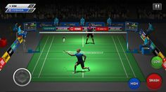 World's Best badminton game on your mobile app. with this app you can play…
