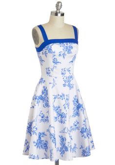Toile Time Favorite Dress