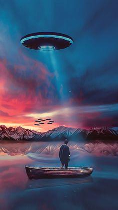 Aliens And Ufos, Ancient Aliens, Unexplained Mysteries, Alien Art, Illusion Art, Area 51, Gods Plan, Dope Art, Seals