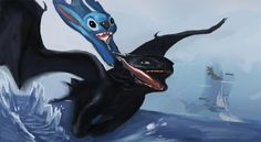Stitch and Toothless. For one thing, the movies they star in are directed by the same guys, Chris Sanders and. Stitch and Toothless Toothless And Stitch, Disney Stich, Beautiful Dragon, Disney And Dreamworks, Dreamworks Animation, Learn Art, Character Design Animation, Dragon Art, Disney Fan Art