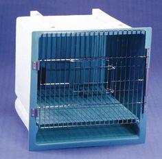 Fiberglass Dog Cage