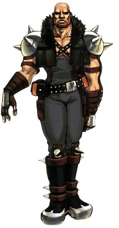 Lenny Curtis from Shadow Hearts: Covenant
