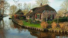 giethoorn - Olanda