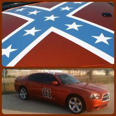 My car - General Lee