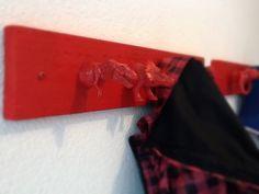 Dino coat rack