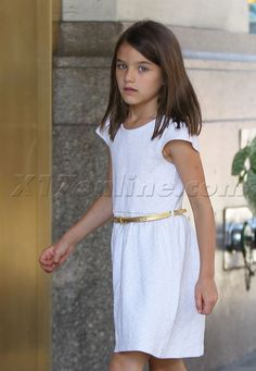 Katie Holmes And Daughter Suri Cruise Enjoy Summer In N.Y.C. - Katie Holmes Photos - X17 Online
