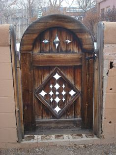 Santa Fe Door Wish I were there