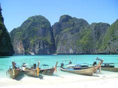 Phi Phi Island, Thialand