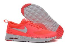 air max thea rose fluo