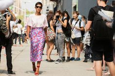 The NYFW Street-Style Looks That Truly Stunned #refinery29  http://www.refinery29.com/2014/09/73987/new-york-fashion-week-2014-street-style-photos#slide8  Clickbait.