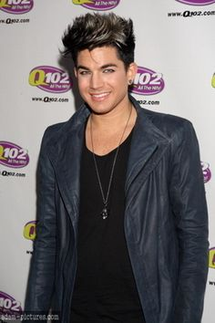 Adam Lambert, I love his incredible voice!!