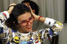 Qué te parece el polerón que lució la diputada Camila Vallejo en la comisión de Educación?