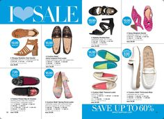 eBrochure | AVON Fashion & Shoes are on trend with quality and comfort! SHOE SALE thru 15th. https://www.avon.com/brochure/?s=ShopBroch&c=repPWP&repid=18742786