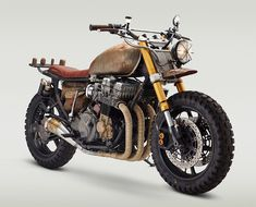 Daryl Dixon's Motorcycle from The Walking Dead : 1990s CB750 Honda Nighthawk