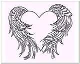 Tribal Heart Tramp Stamp tattoo