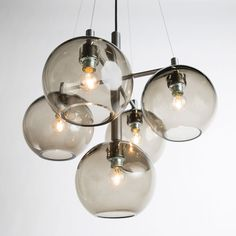 An incredibly beautiful and stylish chandelier from Belid. Bright Lights, Fine Furniture, Home Lighting, Light Decorations, Lightning, New Homes, Ceiling Lights, Chandelier, Luxury