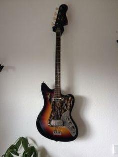 FRAMUS Vintage Golden Deluxe Bass Bj 1964 (Defekt-Halsbruch) in Bayern - Bayreuth | Musikinstrumente und Zubehör gebraucht kaufen | eBay Kleinanzeigen