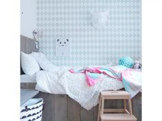 Kidsroom Kinderkamer Logeerkamer Fermliving Bear Ikea krukje