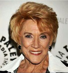 *Jeanne Cooper* #RIP - Known for playing Katherine Chancellor on #YR on #CBS - #actress #television