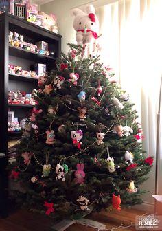 #hellokitty Merry Christmas Tree 2013 #sanrio #tokidoki