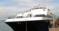 Dois mil passageiros utilizam diariamente as novas ligações marítimas de Luanda http://angorussia.com/?p=19836
