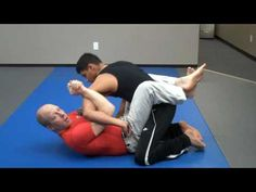 Jay-jitsu BJJ: No Gi - Guard - Modified Kimura with set-up