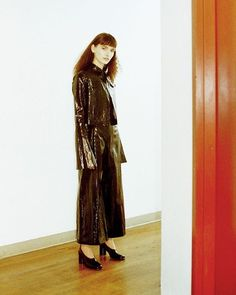 glossed outerwear  from teethgmagazine instagram feed    Saved by Gabby Fincham   