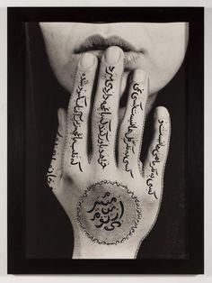 Shirin Neshat Untitled 1996