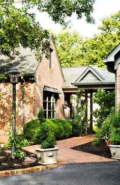 City: McDougald Residence - traditional - entry - charleston - Linda McDougald Design | Postcard from Paris Home