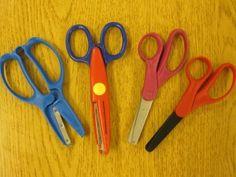 Choosing scissors for your preschooler
