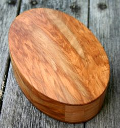 Beautiful Recycled New Zealand Totara Keepsake box- Jewellery box - Eco friendly gift.