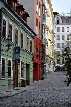 Spittelberg- Wien:...