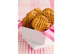 Magical Peanut Butter Cookies - magical as no flour