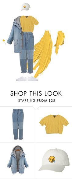 """"""":)"""" by jooheon ❤ liked on Polyvore featuring Isabel Marant and adidas Originals"""
