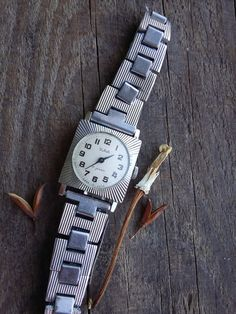 "Soviet watch, Wonen watch, Soviet womens, Watches mechanical watch, Vintage watch, For Her, Rare watch ""Slava"" 17 jewels 80s"