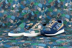 England's Liberty Art Fabrics has an extensive list of collaborations under its belt, with the latest being a joint venture with French sporting label Le Coq Sportif. Titled the Midnight Pack, the two...