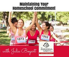 Maintaining Your Homeschool Commitment with Julie Bogart: The Homeschool Sanity Show Podcast