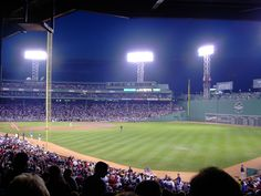 A must on my bucket list.  Gotta see the Green Monster!
