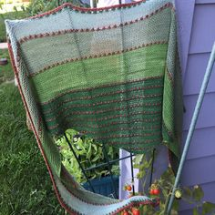 Ravelry: ccz's January Skies in Green/19