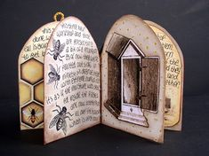 "Ingrid Dijkers: ""The Bee Book"" continued"