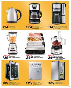 Weekly Deals In Stores Now Buffet Server, November 23, Drip Coffee Maker, Emerson, Target, Entertaining, Wine, Bottle